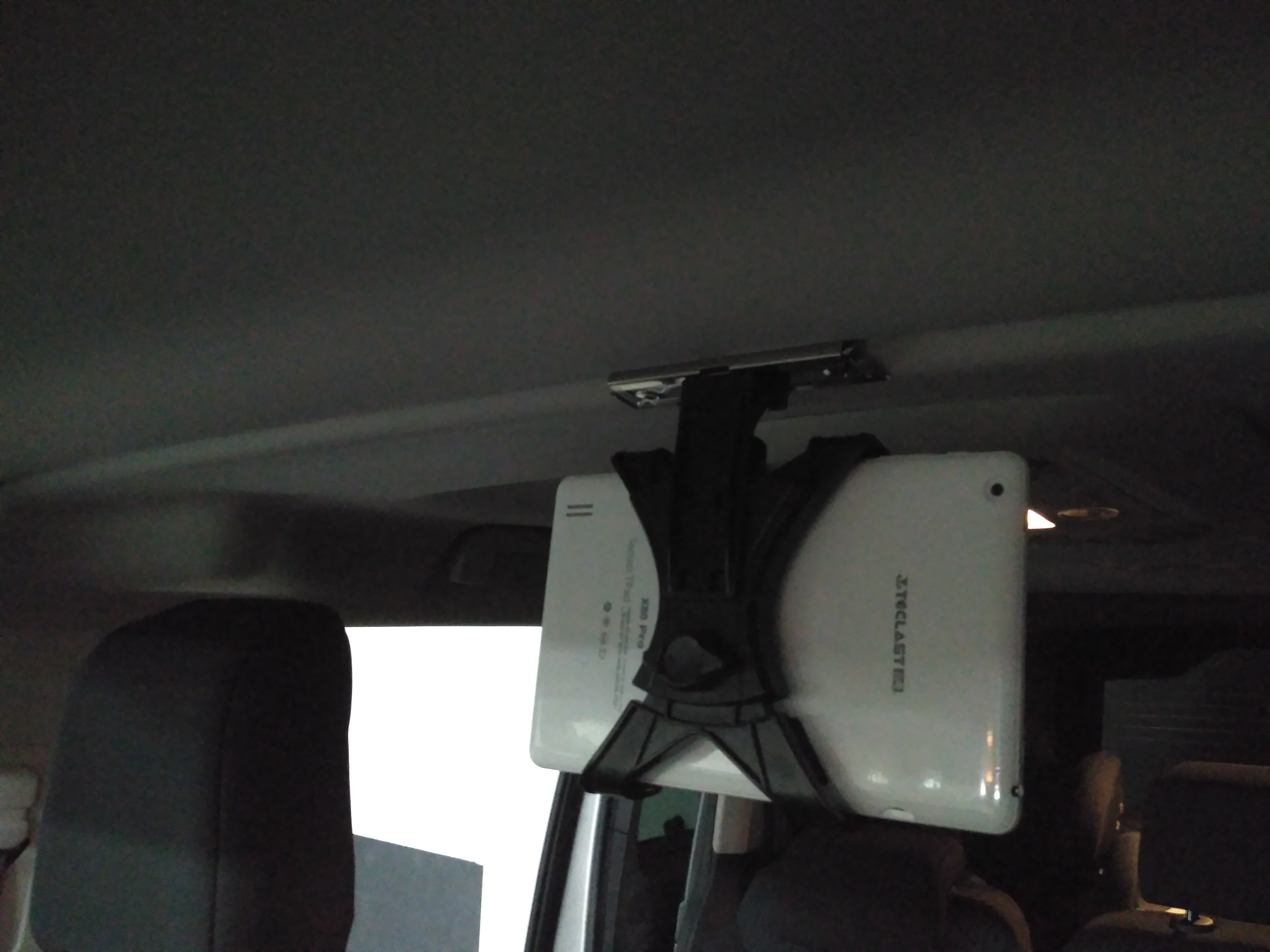 Soporte Tablet Foro Citroën Spacetourer Traveller Y Proace