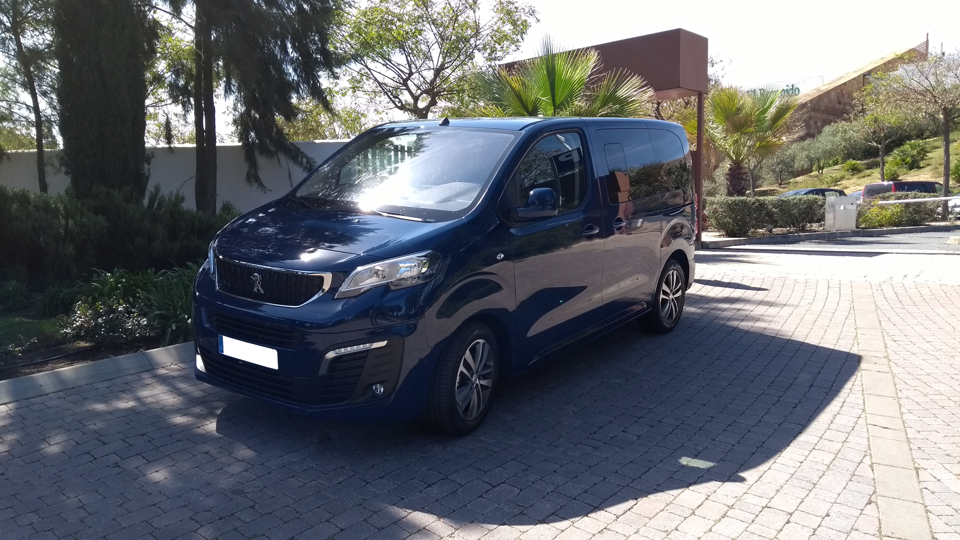 peugeot traveller active bluehdi 150 cv compact azul imperial p gina 2 foro citro n. Black Bedroom Furniture Sets. Home Design Ideas